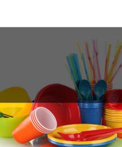 المنتجات البلاستيكية و الكيميائية و المنظفات و ملحقاتها