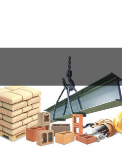معدات البناء و الاضاءة
