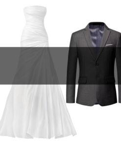 ملابس و اكسسوارات الزفاف
